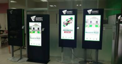 vending donation kiosk