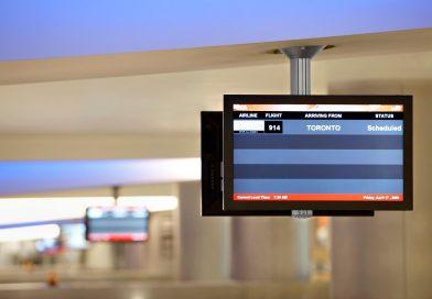 Papan Informasi Elektronik Di Kantor Pemerintahan