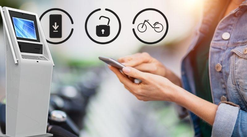 Aplikasi dan Kiosk Sistem Pengelolaan Rental